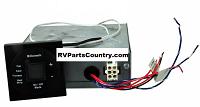 Dometic Single Zone Lcd Thermostat Control Kit Black