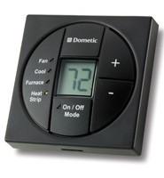 Dometic 3313194 015 Black Single Zone Lcd Cool Furnace