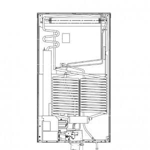 Dometic 3313470.009 Refrigerator Cooling Unit RM2807