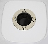 Dometic 385311719 Sealand Mounting Adapter Kit 310 White