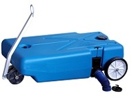 42 Gallon Barker Rv Portable Holding Tank Tote-Along