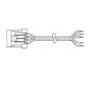 Onan Generator Pigtail Remote Wiring Harness