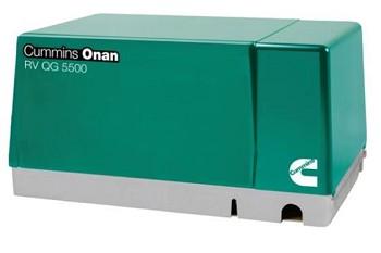 Onan Rv Generator Marquis Gold 5500 Watts Lp Vapor