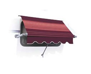 """A&E Deluxe Plus RV Window Awning, 30"""" 