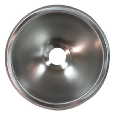 stainless steel rv bathroom sink round 13