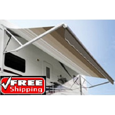 Dometic A&E 21' 9100 Power Awning w/Metal Weathersheild ...