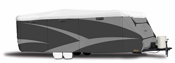 "Travel Trailer RV Cover, Adco Designer Tyvek,  22' 1"" - 24'"
