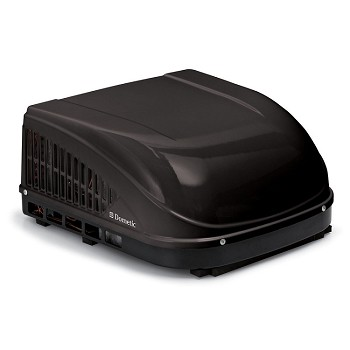 Scratch and Dent Dometic 13500 BTU Duo Therm Brisk 2 RV Air Conditioner Complete Black