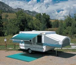 Rv Carefree Campout 3 5m Sierra Brown 11 6 Quot