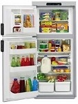 Dometic DM2862 RV Refrigerator With Ice Maker