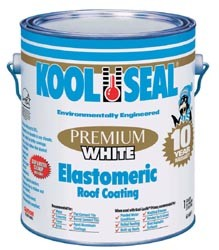 Rv Roof Coating 1 Quart Elastomeric White