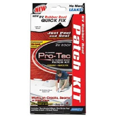 Pro Tec Rubber Roof Patch Kit