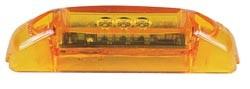 Clearance/Side Marker Light Kit, Amber