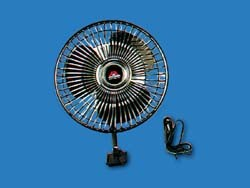 Sea Breeze Oscillating Fan