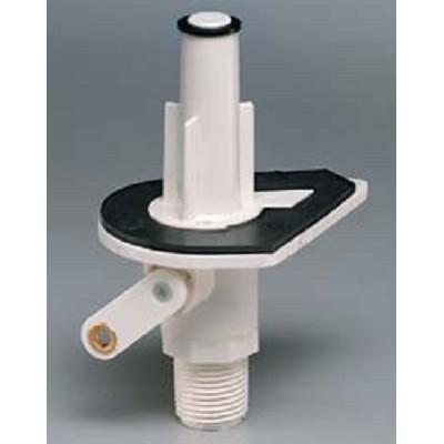 camper toilet ball valve assembly water saver valterra. Black Bedroom Furniture Sets. Home Design Ideas