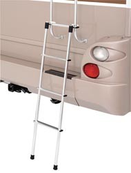 RV Ladder Extension