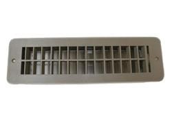 Floor Register 3 5x12 Dampered
