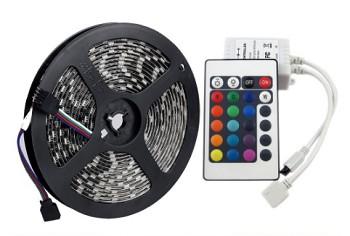 16.4' RV Awning Adhesive Waterproof Flexible LED Strip ...