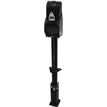 Atwood Power Tongue Jack In Black 3000 Lbs Rv Parts Country