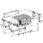 Under Floor Mtg. Kit–4000\3600 MicroQuiet
