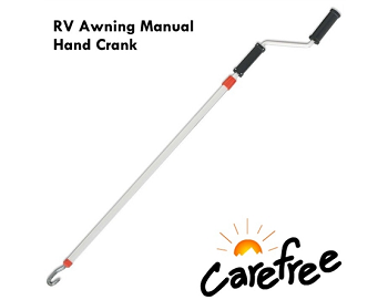 RV Crank Handle
