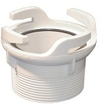 RV Toilet Threaded Hose Adapter