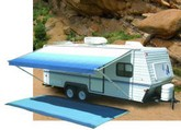 Carefree Replacement RV Awning Fabric