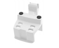 Dometic Top Bracket With Rivet - White