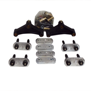Tow Hitch Accessories >> Dexter Axle Tandem Axle HD Suspension Kit