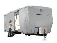 RV Cover For Travel Trailers- Fits Up To 20' x 118