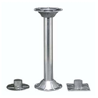 Pedestal Table Leg, 27-1/2