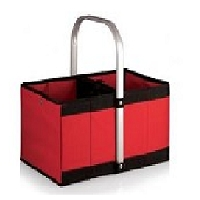 Picnic Time 18 Inch Length Shopping Basket