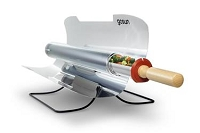 Go Sun Solar Stove Grill in Stainless Steel