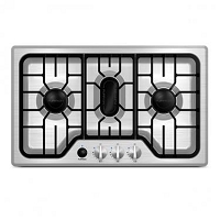 Lippert Components Stove; Furrion; Gas Cooktop