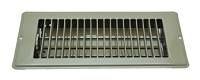 Heating/ Cooling Register, 4 Inch Width x 12 Inch Length