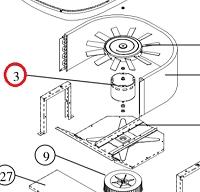 1468B3239 p Coleman Motor Package