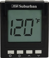 Suburban Mfg Water Heater Controller - Black