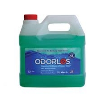 Camper Holding Tank Treatment, Odorlos, 168oz. Refill