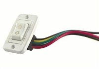 Lippert Components Slide Out Rocker Switch White