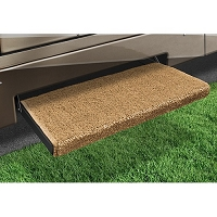 Camper Step Rug, Jumbo Wraparound Plus, Harvest Gold, 23