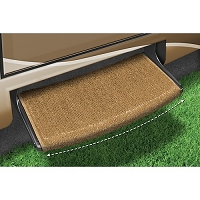RV Step Rug, Wraparound Radius/Curved, 22