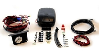 Air Lift Company Load Controller II Air Compressor Kit Light Duty