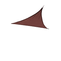 12 FT. / 3,7 TRiangle Shade Sail, Terracota