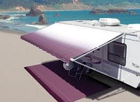 Fiesta Sierra Brown 21' RV Awning