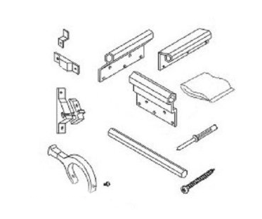 rv slide out mounting brackets