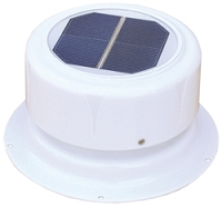 Solar Powered Plumbing Vent