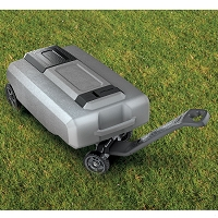 Thetford 27 Gallon SmartTote2 LX 4-Wheel Portable Waste Tank