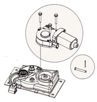 Step Motor/ Gearbox Upgrade Replacement For Series Steps 22/ 23/ 30/ 32/ 33/ 34/ 35/ 36/ 38/ 40