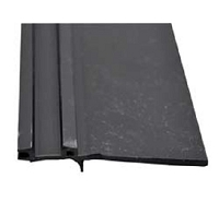 """RV Slideout Seal  Base - 1/2"""" x 3 2/3"""" x 35'- With 2 7/8' Wiper -Black"""