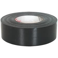 Heavy Duty Black Duct Tape